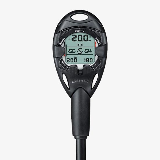 Suunto Cobra 3 black incl. USB und Quickrelease