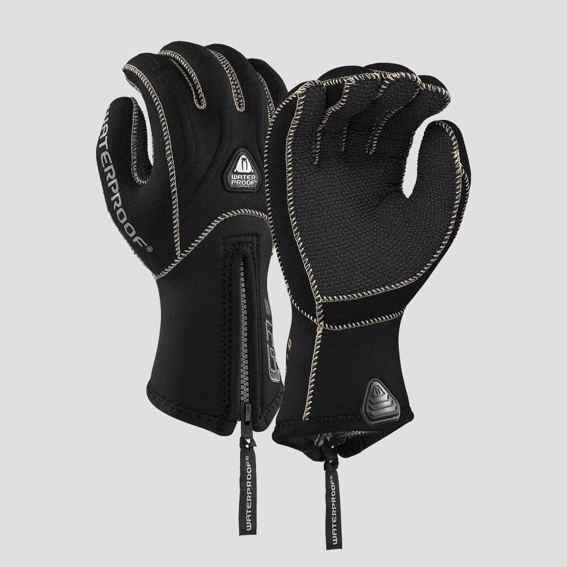 Waterproof G1 Kevlar 5MM 5-FINGER