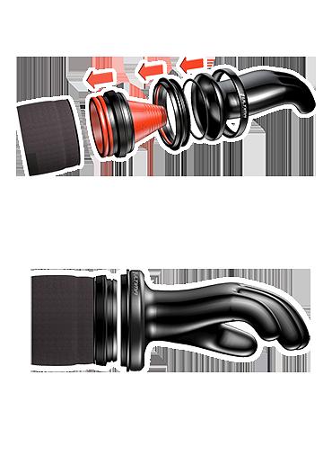 Waterproof Ultima Dry Glove Ringsystem