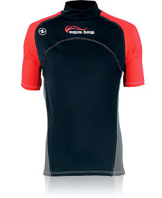 Aqua Lung Rashguard RED NIGHT Herren