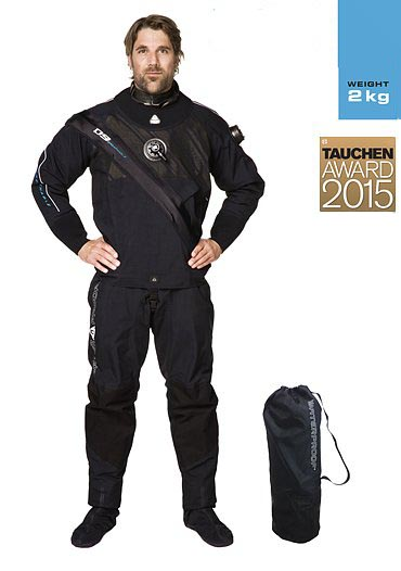 WP Trockentauchanzug D9 Breathable