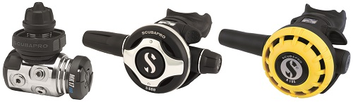 Scubapro Set MK17 EVO / S600 /R195