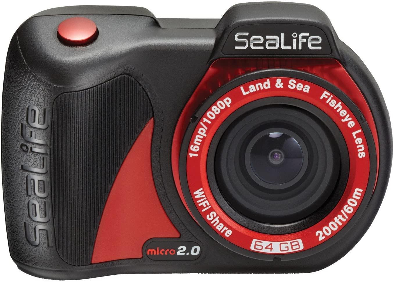 SeaLife Micro 2.0 64 MB wifi - Gebraucht
