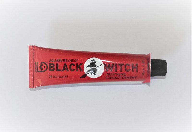 Neoprenkleber Black Witch