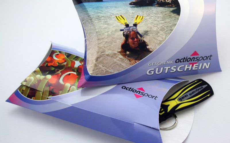 Gutschein Actionsport