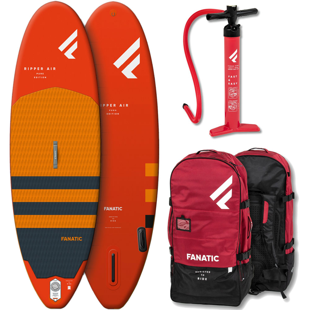 Fanatic Ripper Air I-SUP 7'10'' NEU