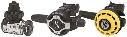 Scubapro Set MK17 EVO / S620Ti /R195