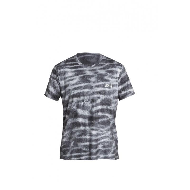MEN'S UV-Shirt Tigershark