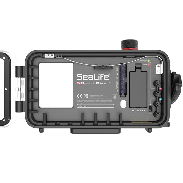 SportDiver SL400 iPhone