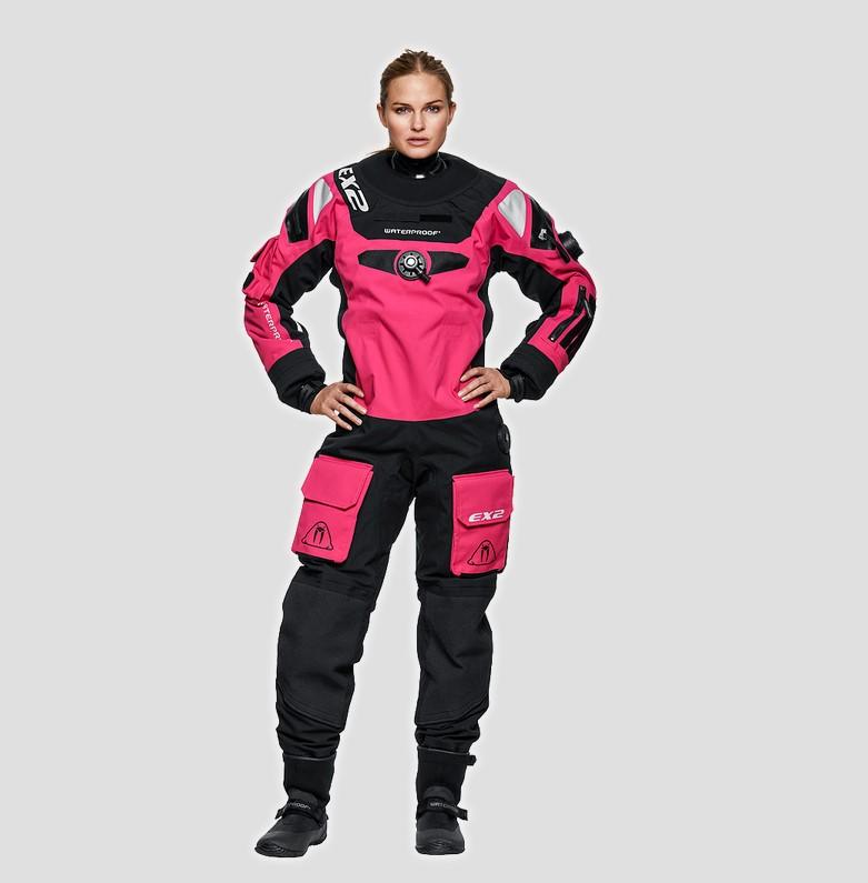 Waterproof EX2 pink Gr. ML-XL