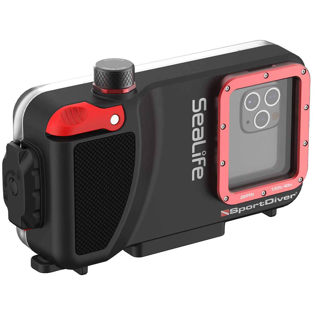 SportDiver SL400 iPhone